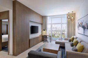 Apre il Residence Inn by Marriott Al Jaddaf, primo indirizzo del brand extended-stay negli Emirati Arabi