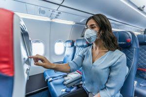 Delta Air Lines proroga al 30 aprile il blocco del sedile centrale