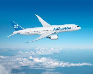 Air Europa: Dreamliner pronti al trasporto dei vaccini anti-Covid