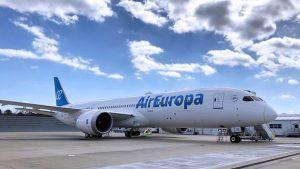 Air Europa collega di nuovo Madrid a New York, con tre frequenze settimanali