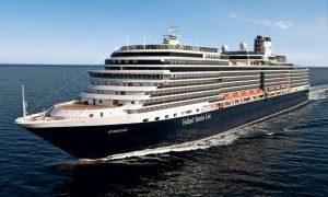Holland America nel Mediterraneo, in agosto: la Eurodam farà scalo anche in Italia