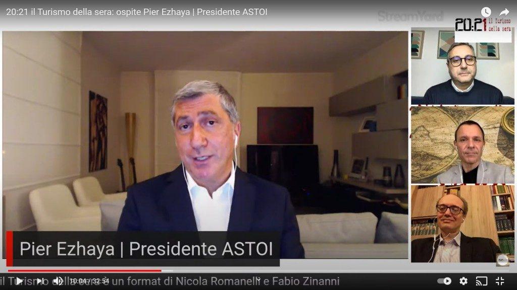 Ezhaya, Astoi: Il mio sogno è una federazione delle associazioni
