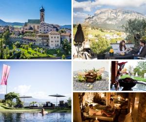 Romantik Hotel Turm, esperienze esclusive tra la grotta di sale e la cucina d'autore