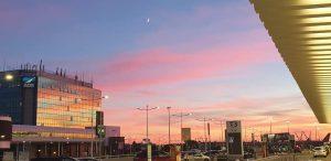 Nuovo record per Fiumicino: primo scalo europeo a disporre di carburante green (Saf)