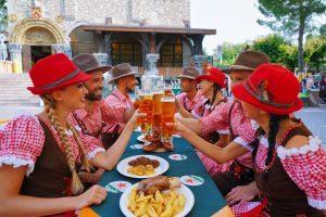 Al via il prossimo sabato 18 settembre l'edizione 2021 del Gardaland Oktoberfest