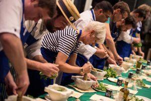 Genova lancia un concorso internazionale per il Campionato Mondiale di Pesto del 20 marzo