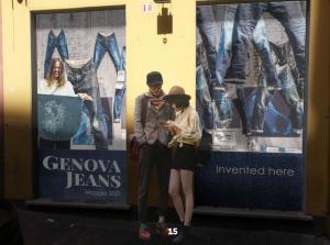 GenovaJeans, dal 2 al 6 settembre mostre, spettacoli ed incontri per colorare la città di blu