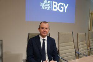 Aeroporto Bergamo: esercizio in rosso, ma gli investimenti proseguono