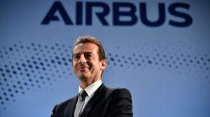 Airbus: utile operativo a 2,7 miliardi di euro nel primo semestre
