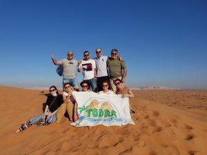 Todra: fam trip a Dubai per conoscere meglio la nuova destinazione del to