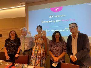 Sky express in accelerata su Roma, allunga lo sguardo ad un secondo scalo in Italia