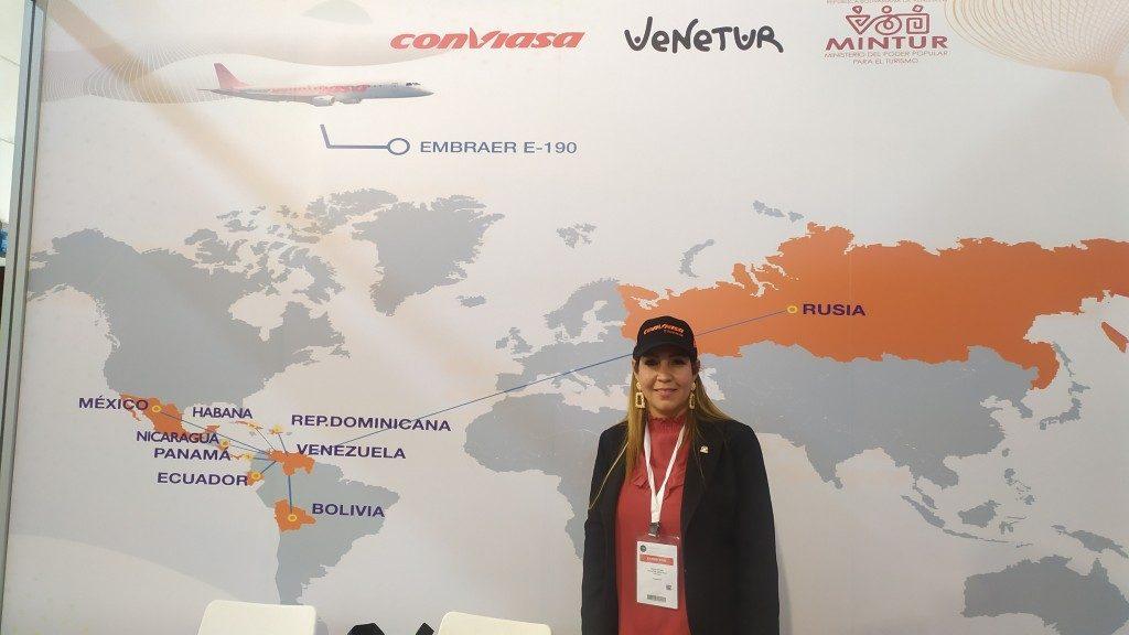 Conviasa, allo studio volo diretto Roma-Caracas. Il Venezuela rilancia sul turismo