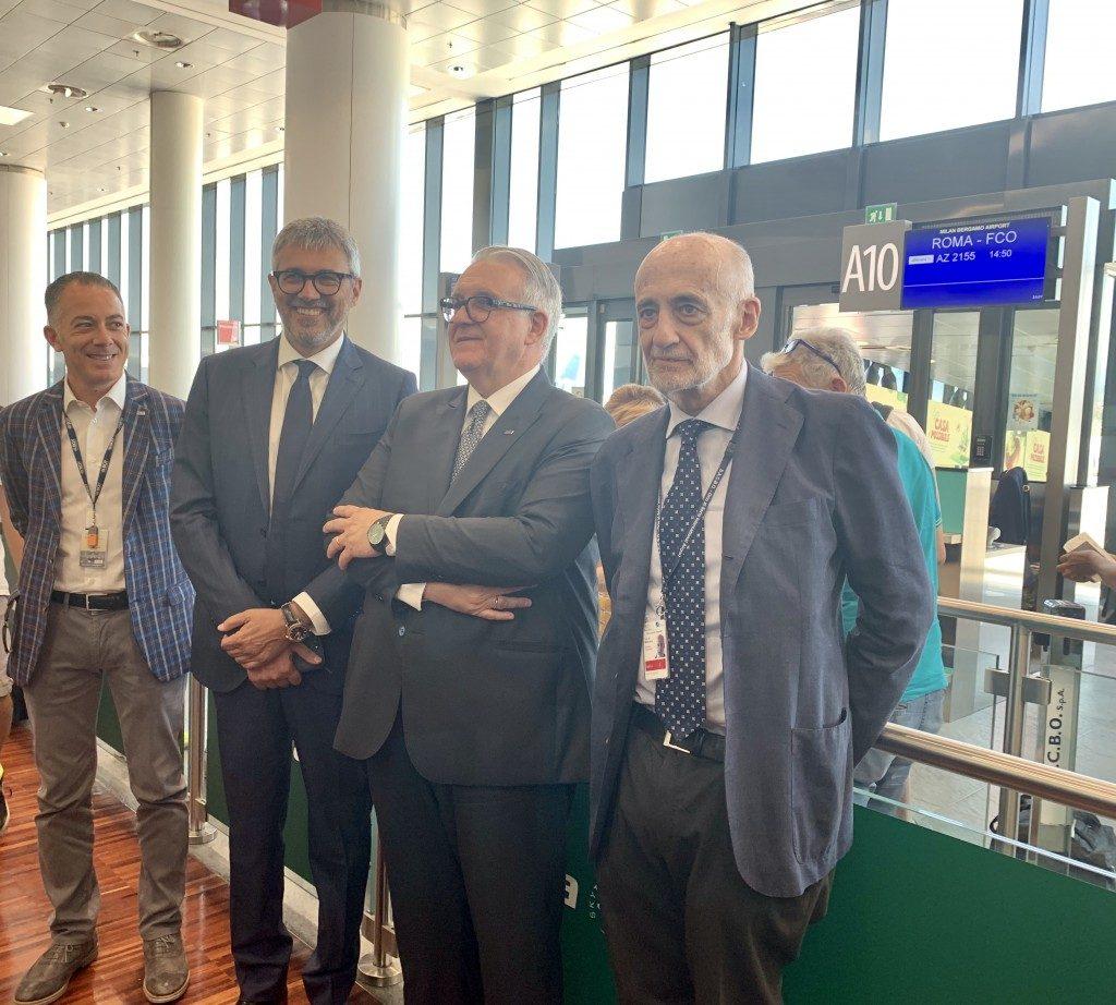 Alitalia investe su Milano Bergamo. Linate sempre più scalo business