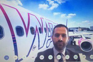 """La scommessa Wizz Air: """"Raddoppio in Italia nei prossimi tre anni"""""""