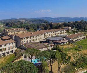 Tui mette il 5 stelle del resort Castelfalfi in vendita?