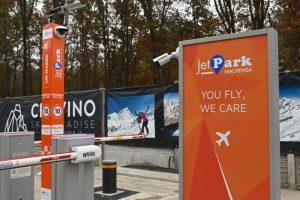 Jet Park Malpensa: nuova sede e upgrade a preminum