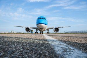 Klm: stop temporaneo per 270 voli a lungo raggio