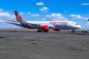 Kenya Airways: nuovo accordo di codeshare con British Airways