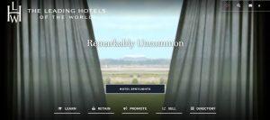 The Leading Hotels of the World lancia un nuovo portale b2b per le agenzie