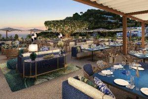 Lo storico hotel La Palma di Capri diventerà un indirizzo Oetker Collection