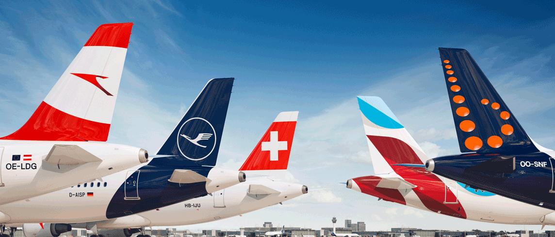"""Rilancio Lufthansa: il piano prevede una compagnia diversa e """"più piccola"""""""
