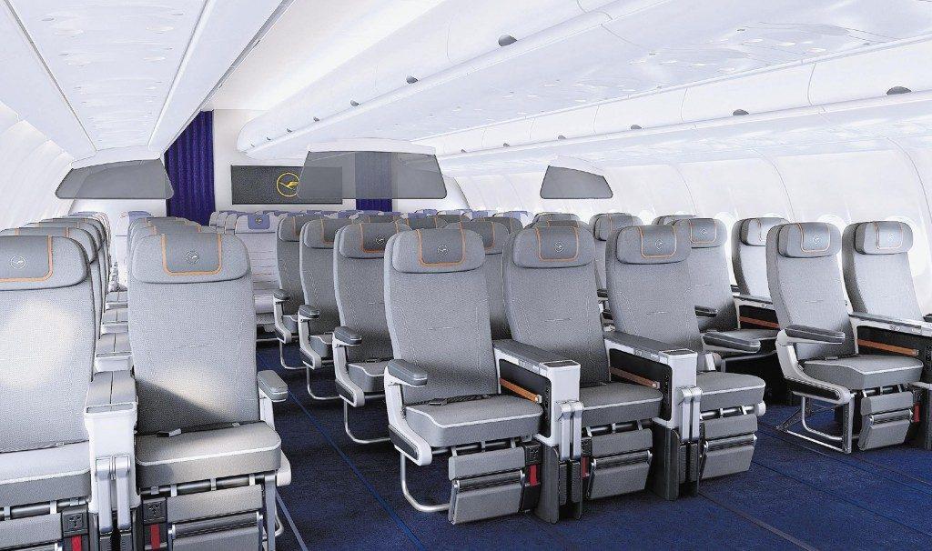 Lufthansa: se vuoi che il posto vicino al tuo sia libero, compralo!