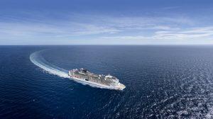La Virtuosa è arrivata a Southampton: tutto pronto per il debutto della nuova ammiraglia Msc