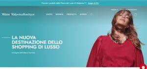 Milano Malpensa Boutique: lo shopping di lusso si fa online, prima di arrivare in aeroporto