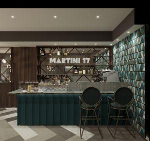 A Milano in arrivo il Martini 17: nuovo boutique hotel da 21 camere