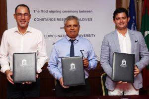 Gruppo Constance: al via partnership con l'Università delle Maldive per la formazione del personale