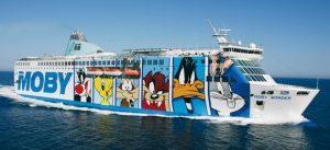 Moby e Tirrenia: kit Exlcusion a bordo per i passeggeri a quattro zampre