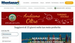 Montanari Tour e AnceScao lanciano il portale Andiamo oltre per il silver tourism