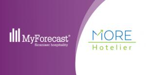MyForecast approda nei Balcani grazie alla partnership con Morehotelier