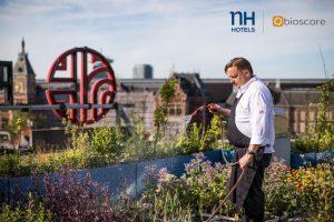 Nh: partnership globale con Bioscore per il rating di sostenibilità degli hotel