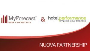 Al via la partnership tra MyForecast e HotelPerformance