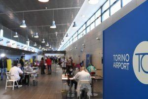 Torino Airport: attivato il centro vaccinale all'interno dello Ski Terminal