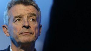 """O'Leary: """"Le vere conseguenze del covid sono le opportunità di crescita in Europa"""""""