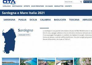Ota Viaggi: online il catalogo estate 2021. Promozioni per chi prenota entro il 1° aprile