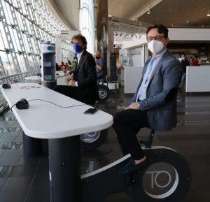 Torino Airport a tutta sostenibilità con il progetto Pila Bike