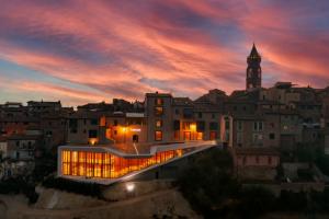 """Toscana, nasce a Peccioli il """"Palazzo senza Tempo"""" per mostre ed eventi"""