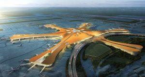 Gli aeroporti cinesi limitano ad un -36,7% il calo di traffico del 2020