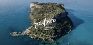Praia a Mare svela la sua bellezza, è online il nuovo sito realizzato da AG Boutique Journey