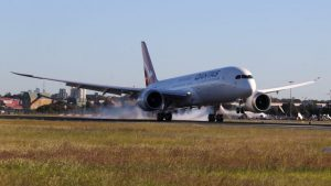 Qantas riapre le prenotazioni per i voli internazionali, dal 1° luglio
