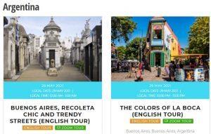 Quimbaya Latin America lancia i tour interattivi online in collaborazione con le guide locali