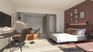 L'offerta extended-stay di Marriott sbarca in Nord Europa con il Residence Inn di Copenaghen