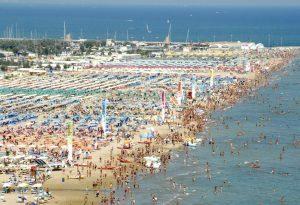 Riviera Romagnola, in agosto ci sarà il boom di turisti