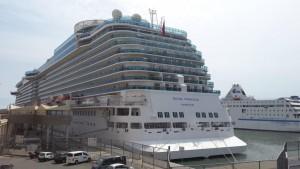 Princess Cruises: niente crociere da Roma fino al 30 giugno. Altri stop anche da Holland America e Seabourn