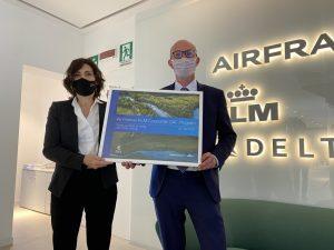L'impegno green di Air France-Klm segue la rotta per lo sviluppo del biocarburante