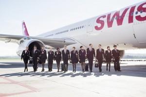 Swiss Air Lines: vaccino obbligatorio per il personale di bordo