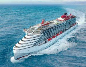 Virgin Voyages rinvia il debutto della seconda nave della flotta, Valiant Lady